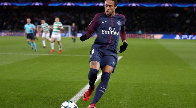 Неймар відмовився спілкуватися із журналістами після запитання про трансфер у Реал