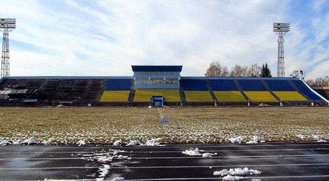 """Стадион """"Полесье"""" после реконструкции будет соответствовать требованиям УПЛ, – председатель ОГА"""