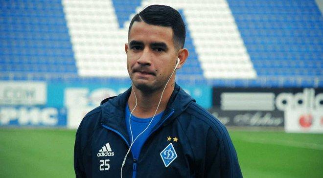 Дерлис Гонсалес: Хотел уйти из Динамо, поскольку не чувствовал доверия Реброва