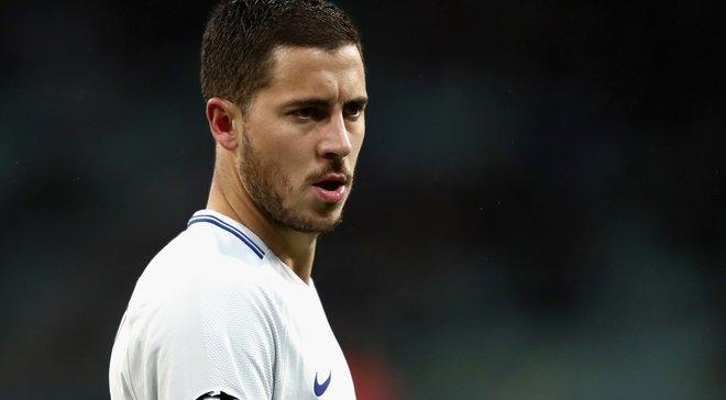 Азар: Все знают, что я обожаю Реал, но на данный момент я игрок Челси