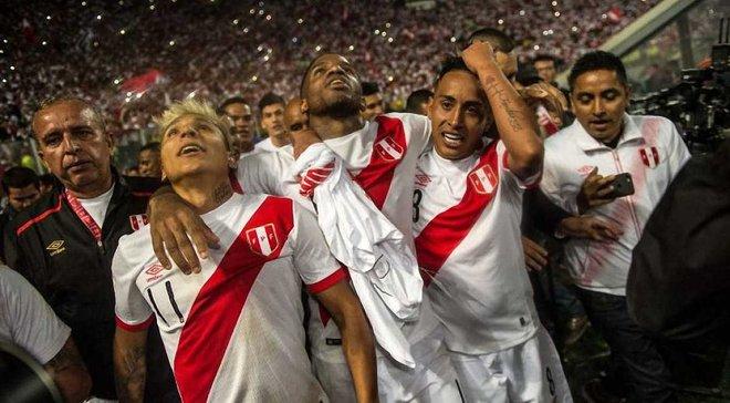 """""""Немає жодного закону, який завадить Перу поїхати на ЧС-2018"""". Чому Італія повинна забути про Мундіаль"""