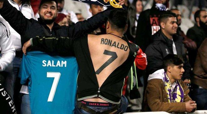 Фанат Роналду зробив приголомшливе тату на честь португальця