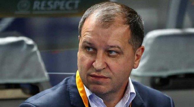 Вернидуб: Мы позволяли сопернику свободно принимать мяч и менять атаки
