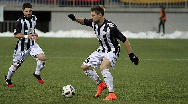 Кирило Петров забив гол і віддав асист у матчі з Габалою