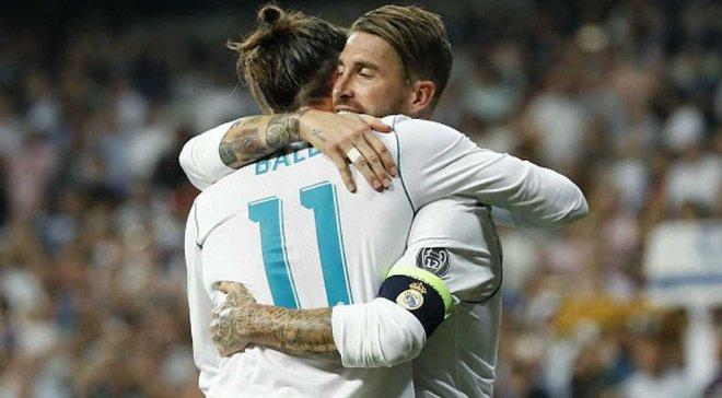 Бейл та Рамос повернулись у загальну групу Реала