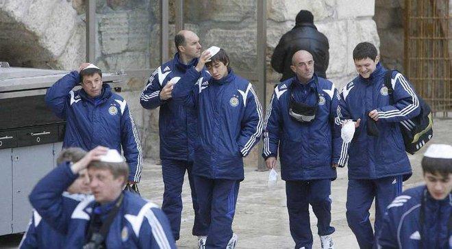 Экс-защитник Динамо и сборной Украины Романчук стал президентом футбольного клуба