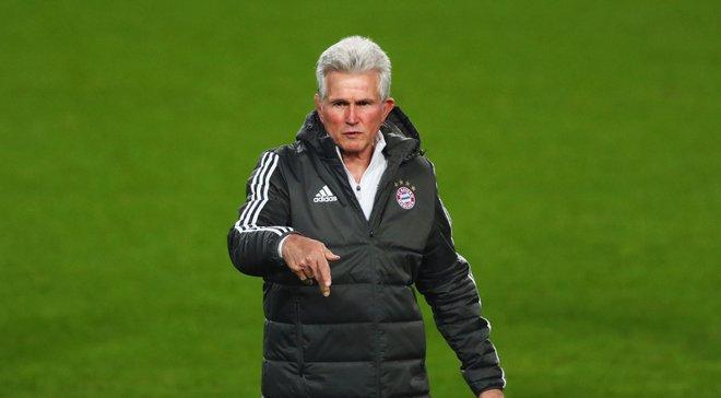 Хайнкес может остаться наставником Баварии на следующий сезон, – Хьонесс