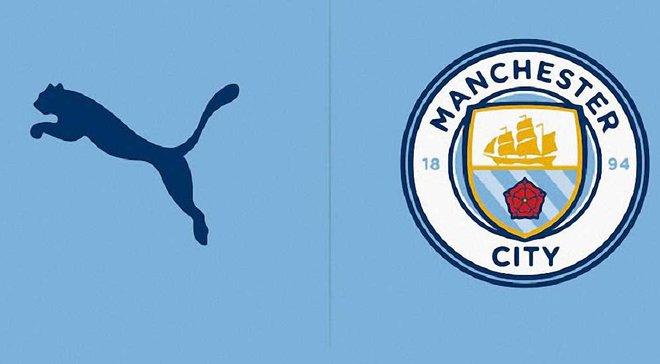 Манчестер Сіті та Puma підпишуть контракт на 50 млн фунтів на рік