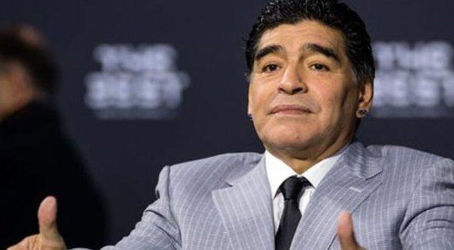 Марадона требует арестовать его дочь