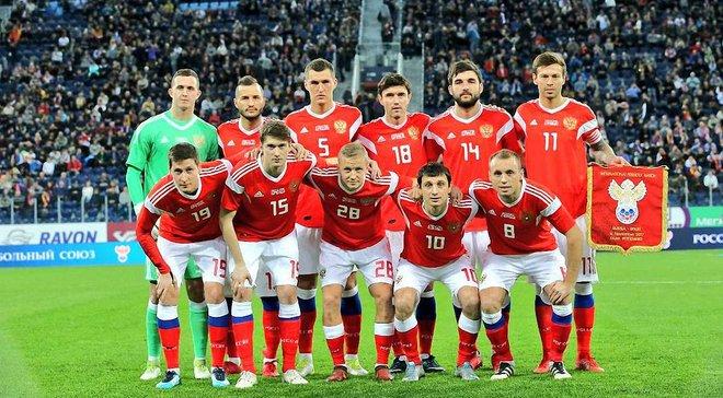Німецький футбольний союз хоче посилити допінг-контроль за збірною Росії