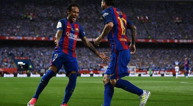 Мессі розповів, як відхід Неймара допоміг Барселоні