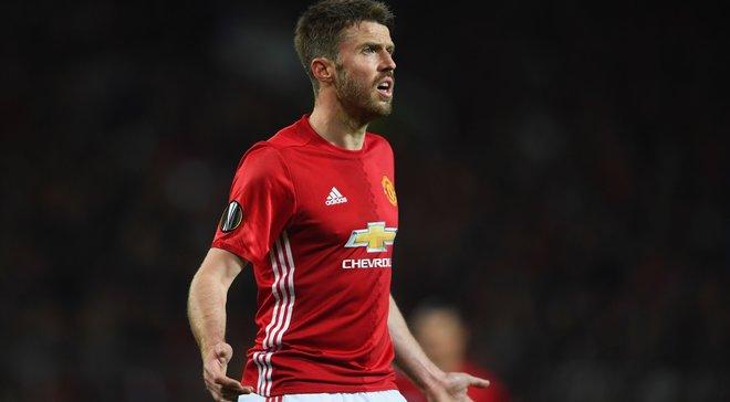 Моурінью: Каррік знає, що у тренерському штабі Манчестер Юнайтед є вільне місце для нього