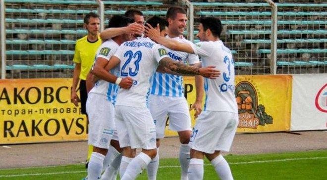 Хлебас сделал дубль и едва не помог Динамо Минск стать чемпионом Беларуси