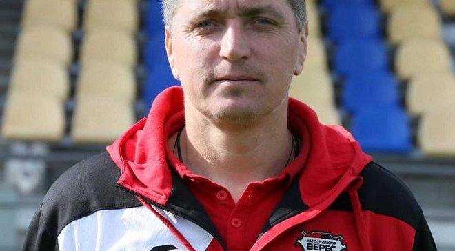 Тренер Вереса Зотов: Якби рахунок відкрив Чорноморець, не знаю як далі повернувся б цей матч