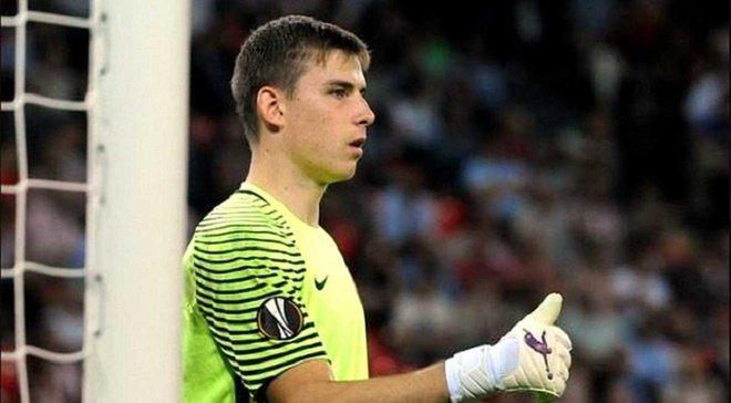 Лунін відмовився переходити в Реал, – ЗМІ