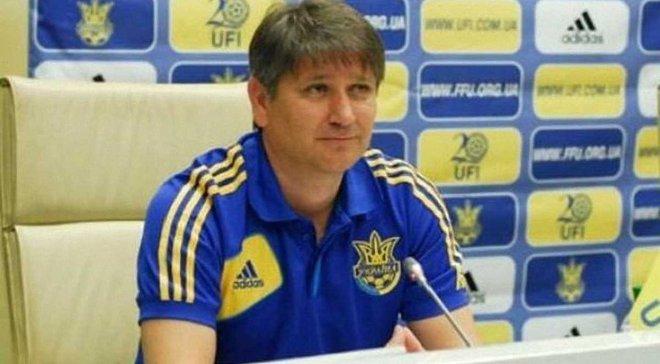 Ковалец: Шевченко нужно дать поработать еще один цикл, у сборной все должно получиться