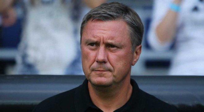 Хацкевич: Шапаренко и Миколенко – это футболисты, к которым сегодня нет претензий ни по отношению, ни по качеству