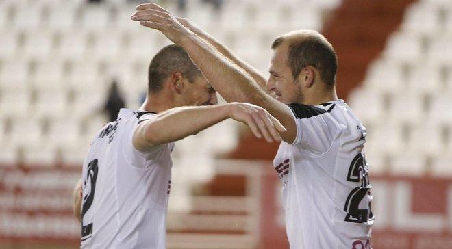 Топ-новини: Зозуля забив 5-й гол за Альбасете, Барселона оступилась у Валенсії, перемога Динамо та чергова поразка Карпат в УПЛ