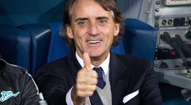 Манчини готов возглавить сборную Италии