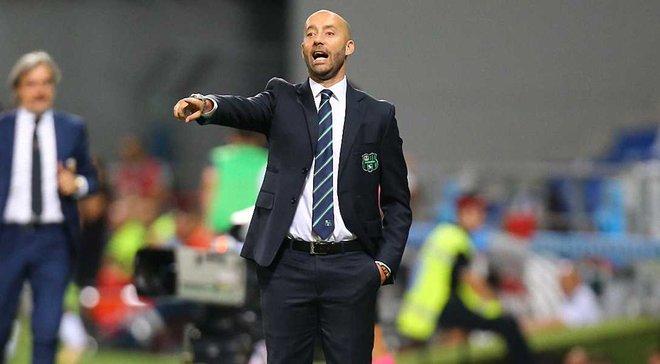 Сассуоло звільнив Россі з посади наставника, команду очолив Якіні