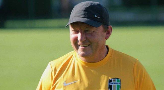 Шаран – лучший тренер 17 тура УПЛ