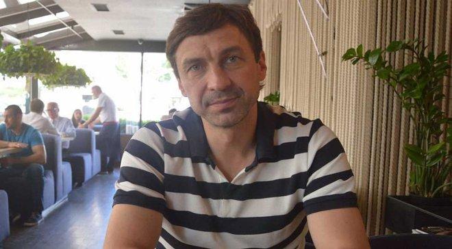 Ващук: Хацкевич та Ребров хотіли взяти мене помічником в Динамо, але Суркіс не погодився