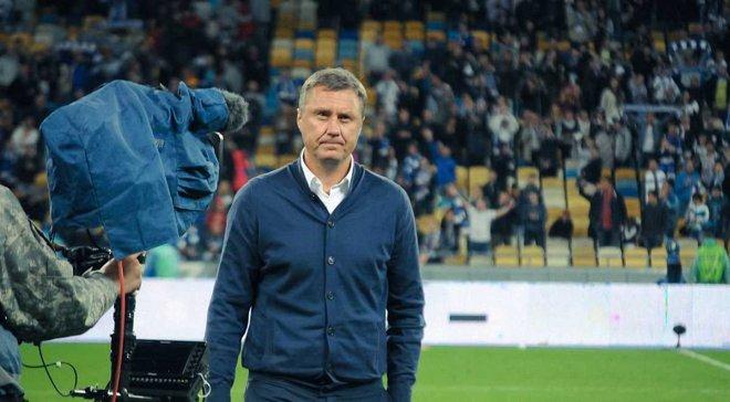 Хацкевич: З деякими гравцями вже відбулась зустріч щодо продовження контракту