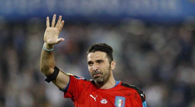 Буффон: Якщо мене попросять повернутися в збірну Італії, я зроблю це навіть у 60 років