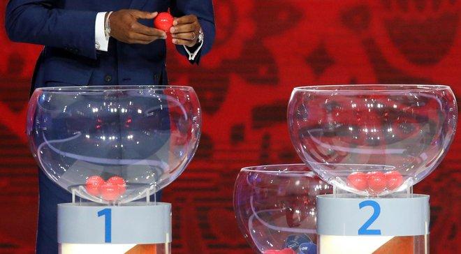 Жеребкування ЧС-2018: ФІФА визначила склад груп на моделюванні