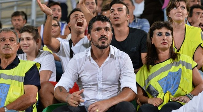 Гаттузо узнал о своем назначении главным тренером Милана в тюрьме