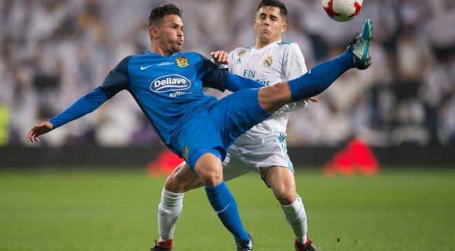 Реал не переміг Фуенлабраду, але вийшов у 1/8 Кубка Іспанії