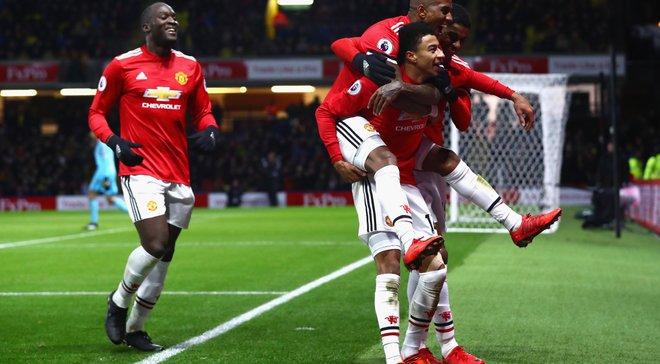 Уотфорд – Манчестер Юнайтед – 2:4 – Видео голов и обзор матча