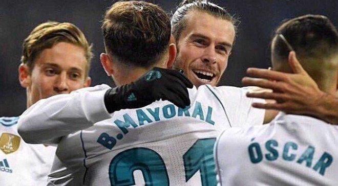 Бейл повернувся, віддавши магічний гольовий пас за Реал через 40 секунд після виходу
