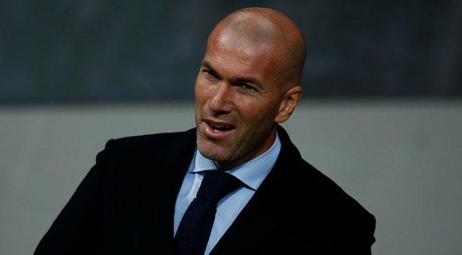 Зідан: Реал пройшов далі у Кубку Іспанії, це нам і було потрібно