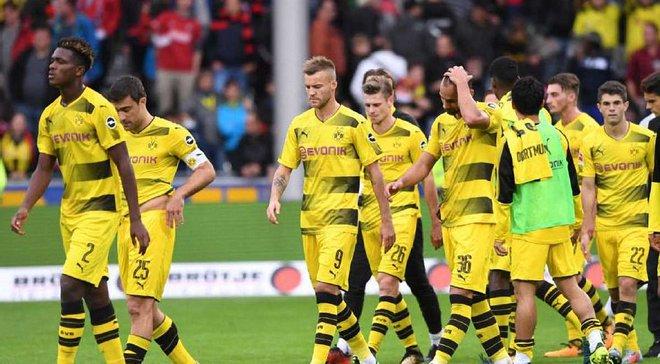 Байєр – Борусія Д: де дивитись онлайн матч 14 туру Бундесліги