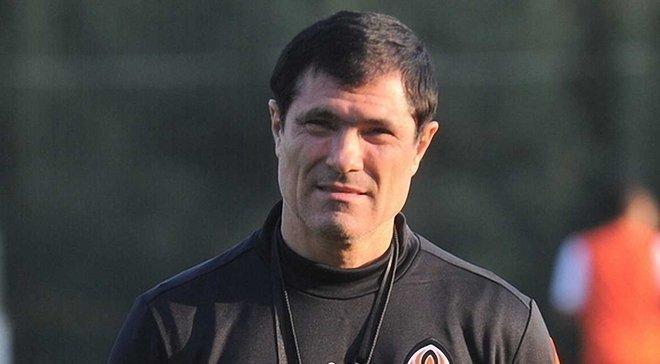 Колишній помічник Луческу Спірідон очолить збірну Молдови