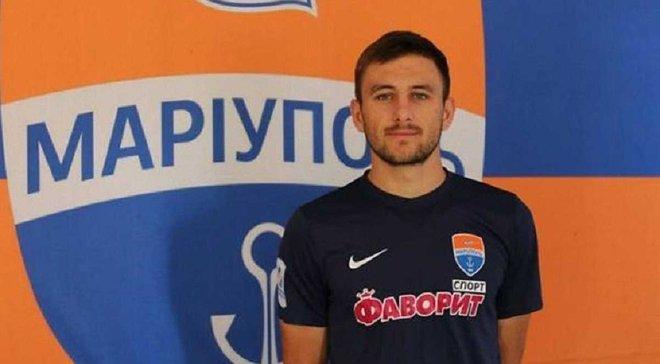 Тотовицкий забил красивый гол пяткой в матче Ворскла – Мариуполь