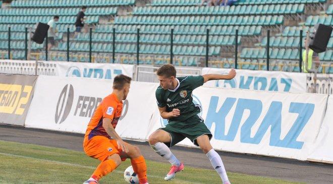 Ворскла – Мариуполь – 1:2 – Видео голов и обзор матча