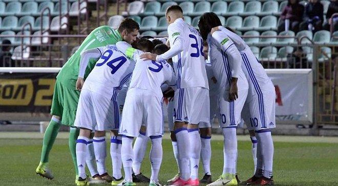 Динамо уверенно обыграло Десну в четвертьфинале Кубка Украины