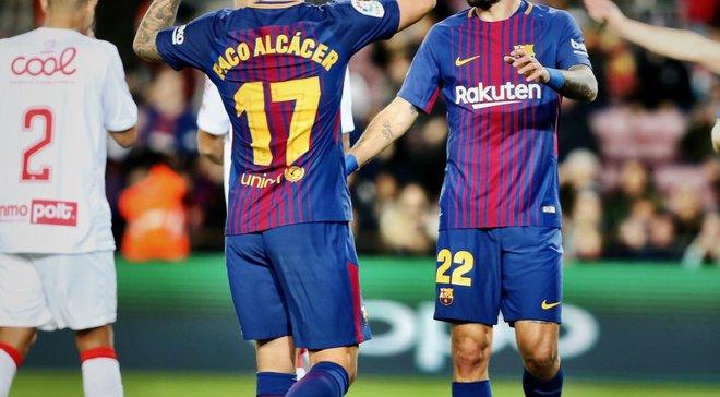 Кубок Испании: Барселона разгромила Мурсию, Севилья разбила Картахену, Реал Сосьедад сенсационно проиграл Льейде