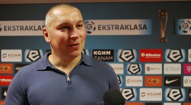 Мариуш Левандовски впервые проиграл у руля Заглембе