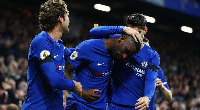 Челси – Суонси – 1:0 – Видео гола и обзор матча