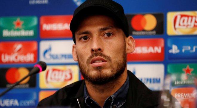 Силва продлил контракт с Манчестер Сити