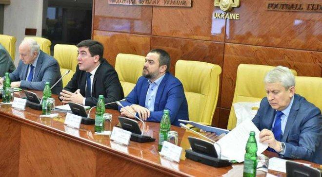 Павелко: Реформа українського футболу мала б пройти ще 7-10 років тому