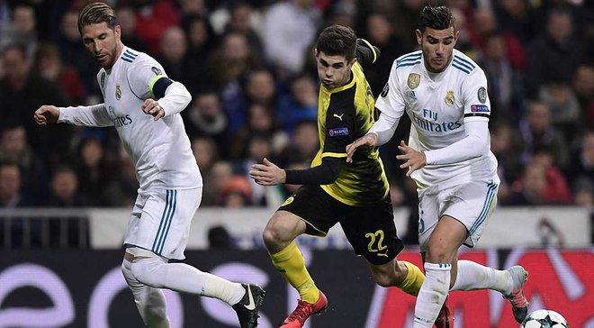 Реал Мадрид – Борусія Дортмунд – 3:2 – Відео голів та огляд матчу