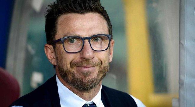 Ді Франческо: Рома дивиться вперед