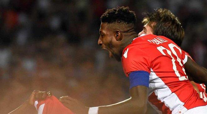 Црвена Звезда – Кельн – 1:0 – Видео гола та огляд матчу
