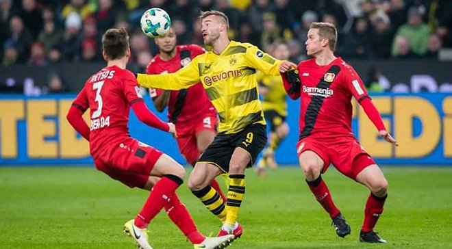 Смотреть футбол полностью вердер- борусия д