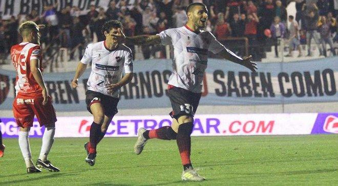 Нападник Карпат Рібас забив черговий переможний гол за Патронато в Суперлізі Аргентини