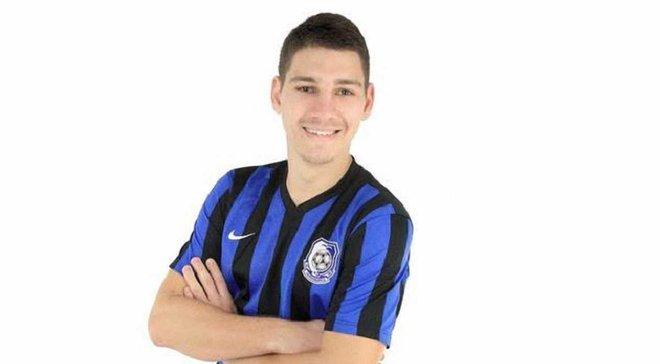 23-річний форвард Чорноморця Барілко завершив кар'єру